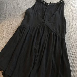Kendall + Kylie babydoll dress